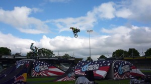 The Cotswold Group assist Nitro Circus